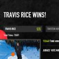 Travis Rice Best Male Athlete in...